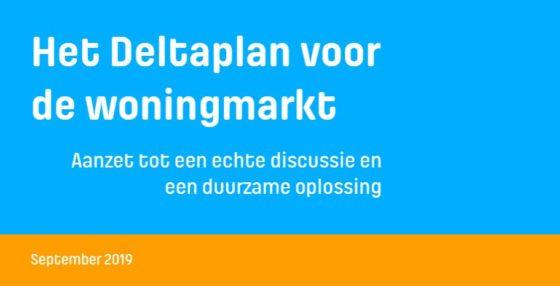 Whitepaper Deltaplan Woningmarkt - Viisi