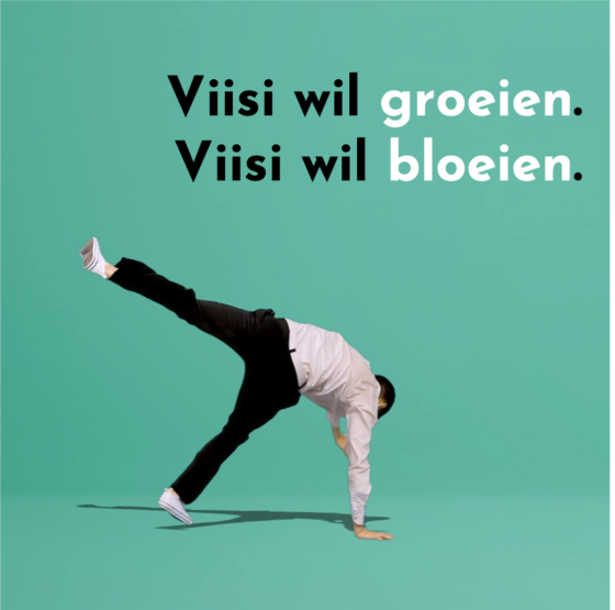 Viisi's CrowdAboutNow campagne