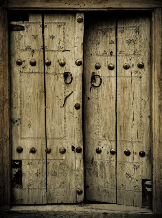 Middeleeuwse deuren