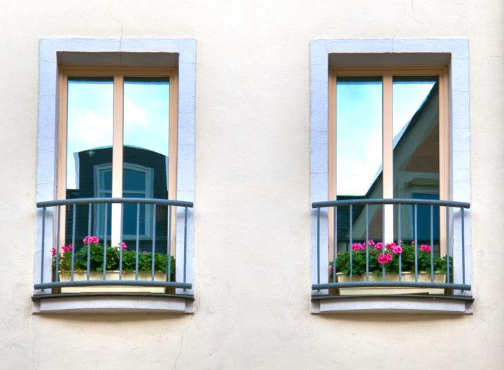 Franse balkons