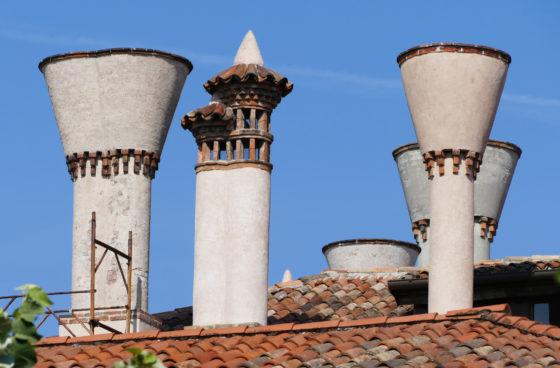 Venetiaanse schoorstenen