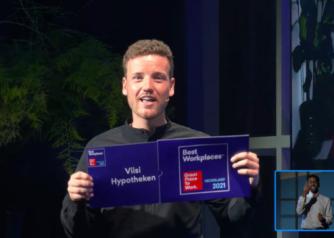Awardshow Best Workplaces 2021
