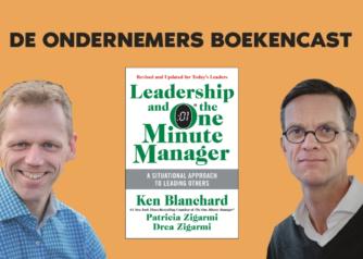 Boekencast afl. 34: One Minute Manager