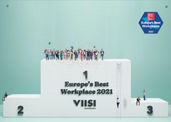 Viisi Best Workplace Europa